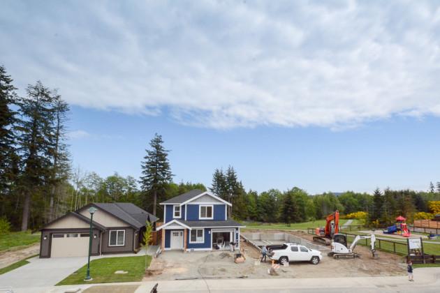 New Homes Sooke British Columbia