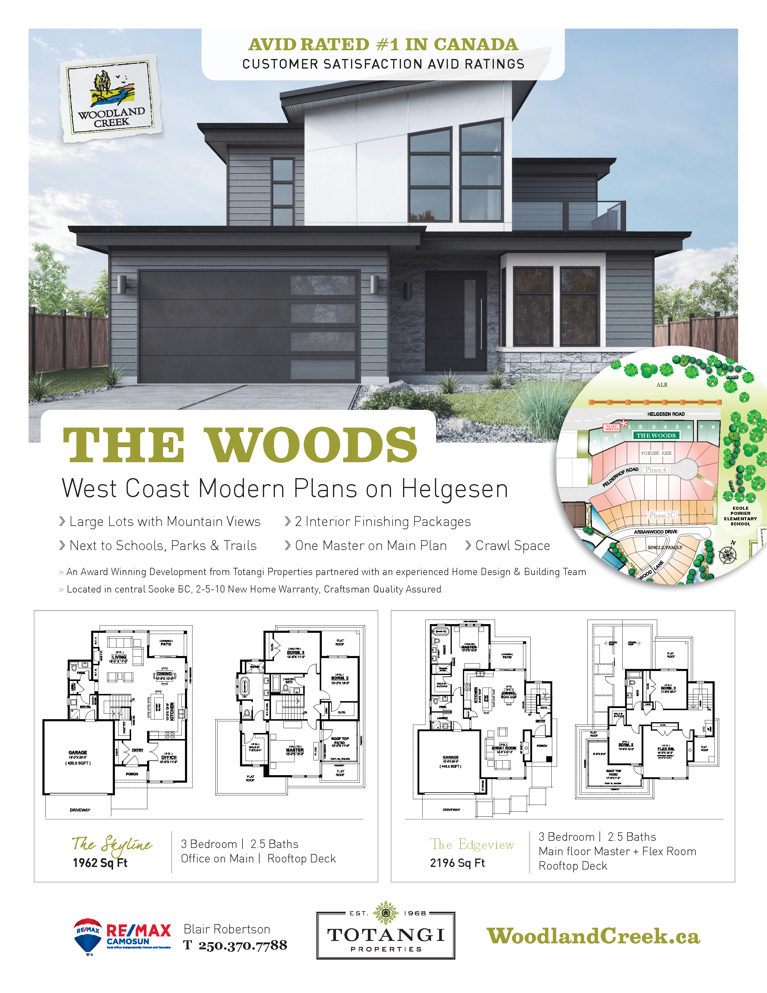 Woodland Creek Phase 5 - The Woods